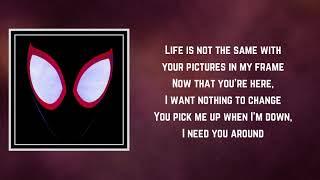 Juice WRLD - Hide (Lyrics) feat. Seezyn