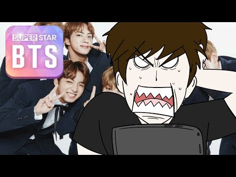 Playing Superstar BTS For The First Time [Steven Edition]