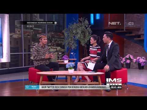 Alif Rizky yang Sukses Mengcover Lagu Berbahasa Jawa