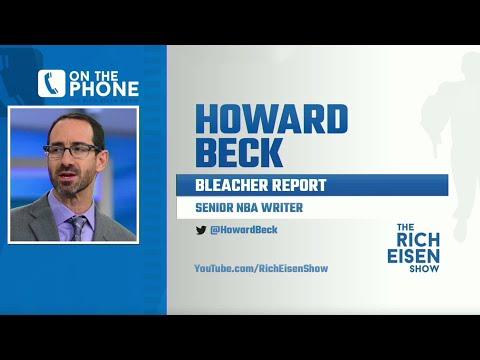 Bleacher Report's Howard Beck Talks Jerry Sloan, NBA's Return & More w/ Rich Eisen | Full Interview