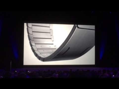 Apple su suma a la moda de los relojes inteligentes: Apple Watch