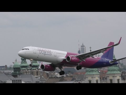 Wizz Air A-321 - Nagy Futam / Great Race 2016