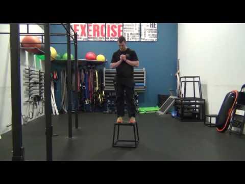 curtsy lunge step ups