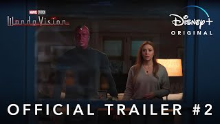 Official Trailer 2 | WandaVision | Disney+