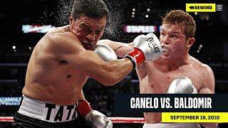 FULL FIGHT   Canelo vs. Carlos Baldomir (DAZN REWIND)