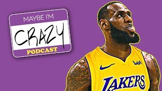 THE BOOGIE BRONCAST | EPISODE 48 | MAYBE I'M CRAZY