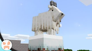7 COOL FACTS ABOUT MINECRAFT GOATS!