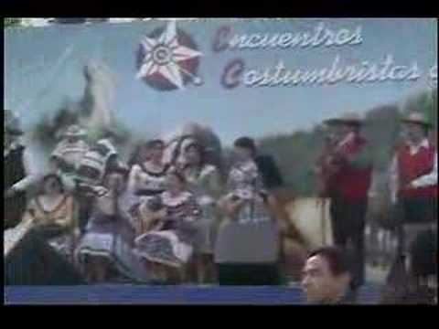 folclore chileno Grupo San Juan Bautista