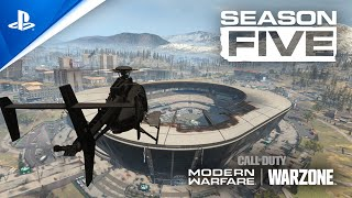 Call of Duty: Modern Warfare & Warzone - Official Season Five Trailer | PS4