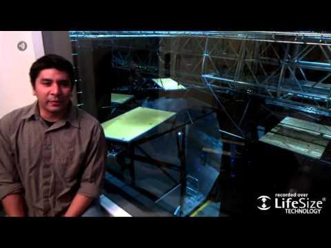 Vídeoconferencia  LifeSize para conectar investigadores