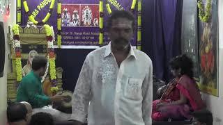 60 Hours Nonstop Carnatic Music 2018   Mukunda Raghavendra Temple Mylapore