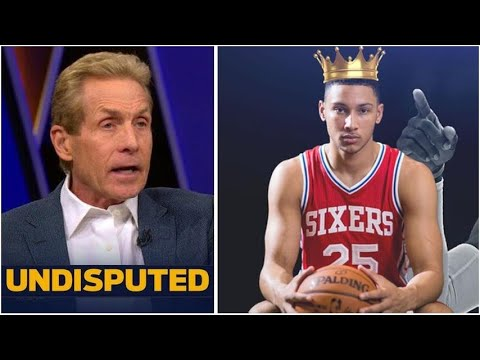 """UNDISPUTED - Skip: """"Sixers in 5! Ben Simmons and Joel Embiid are too much for Hawks"""""""