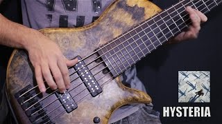 Every MUSE Song On Bass by Andre Antunes