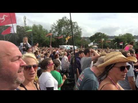 My Glastonbury 2015 experience