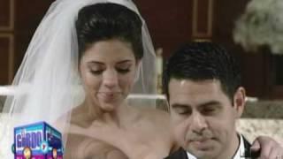La boda de César Conde y Pamela Silva