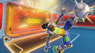 The LucioBall Trickshot Master! [Overwatch]