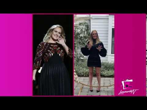 Adele sorprende con esta transformación física