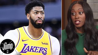 Anthony Davis' thumb injury not a concern - Chiney Ogwumike | The Jump