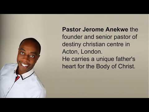 Pastor Jerome Anekwe