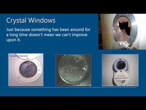 Materials Used in IR Windows. Ten Things 2016 Webinar -  Part 2