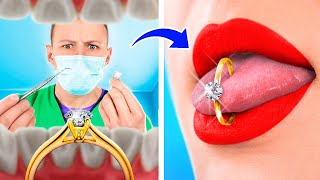 If My Parents Are Dentists! 11 Funny Situations