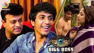 Shariq & Aishwariya are the Hot Couple Now : Riyaz Khan Interview | Bigg Boss Tamil