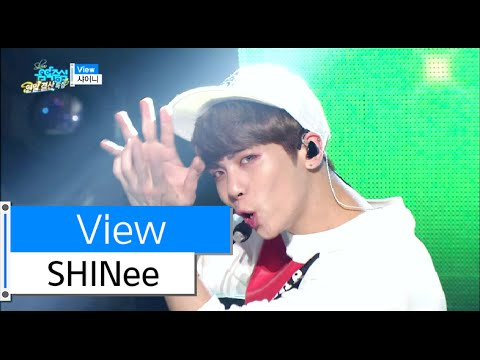 [HOT] SHINee - View, 샤이니 - 뷰, Show Music core 20151226