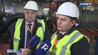 В Омске к 2022-му году появится крупный завод по производству сжиженного газа