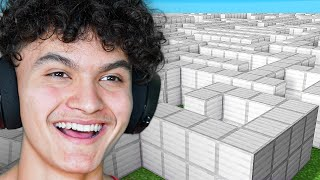 First to Beat Impossible Maze Wins PS5! ($1,000)
