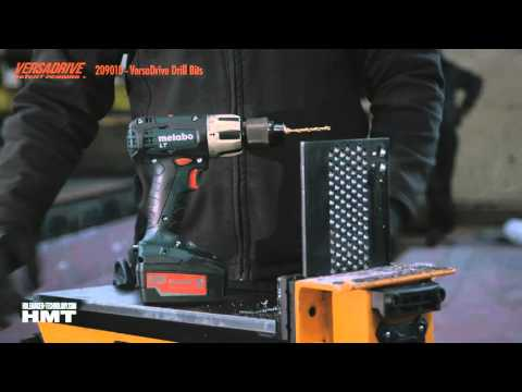 HMT 8.0mm VersaDrive HSS-Cobalt Drill Bit