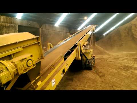 TR7542 Tracked Conveyor - Anaconda
