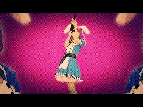 0.8秒と衝撃。「ARISHIMA MACHINE GUN///」PV (full ver.)