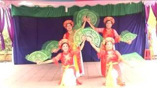 NHÓM MÚA CLB NGƯỜI CAO TUỔI UNESCO HẢI PHÒNG THÁNG 01 NĂM 2014