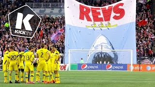 Riding with the Revs: Fan Culture in New England | American Fútbol Movie