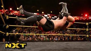 Samoa Joe vs. Scott Dawson: WWE NXT, June 10, 2015