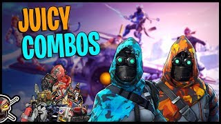 COMBOS You NEED with *Longshot* & *Insight* - Fortnite Cosmetics