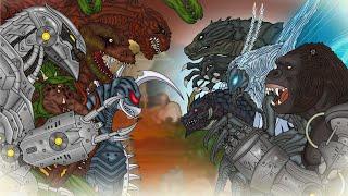 Кинг Конг против Годзиллы (2020) / King Kong vs. Godzilla (2020) -  Full version