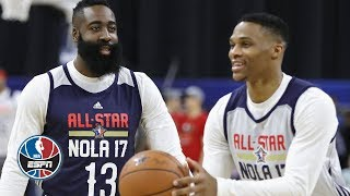 Could James Harden and Russell Westbrook coexist on the same team? | NBA Countdown
