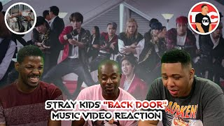"Stray Kids ""Back Door"" Music Video Reaction"