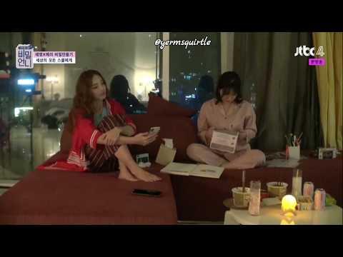 [Kim Yeri x Han Chaeyoung] Secret Unnie episode 2 eng sub (fun part only)   비밀언니 레드벨벳 예리 & 한채영