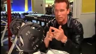 Arnold Schwarzenegger - Row Iron - The Making Of Pumping Iron HD