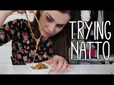 TRYING NATTO
