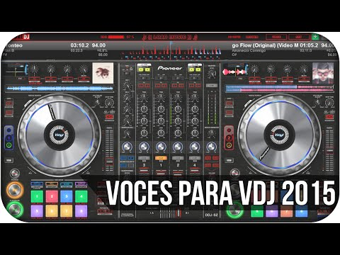 ►PACK DE VOCES PARA VIRTUAL DJ 2015 | KleiimGamer