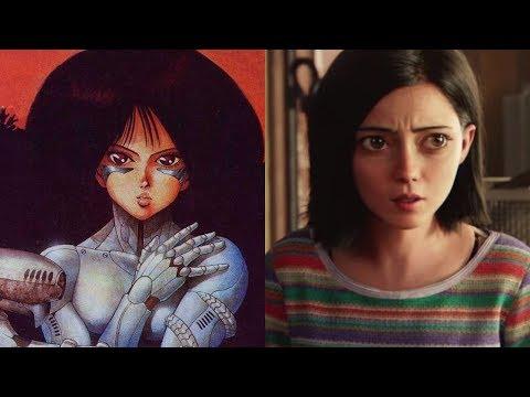 WTF Is Alita: Battle Angel? - Trailer Breakdown