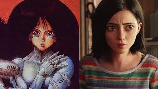 WTF Is Alita: Battle Angel? - Trailer Breakdown
