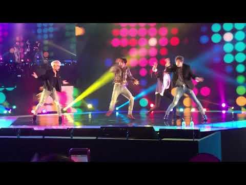 11.24.17 Shilla Beauty Concert Shinee- View