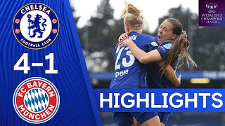Chelsea 4-1 Bayern Munich   The Blues Reach The Champions League Final   Champions League Highlights