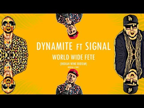 "Dynamite: ""World Wide Fete"" Ft. Signal"