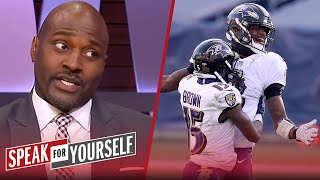 Lamar Jackson is continuing to silence critics w/ win over Titans — Wiley | NFL | SPEAK FOR YOURSELF