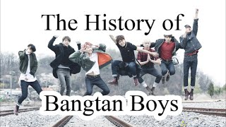 The History of Bangtan Boys 1/2
